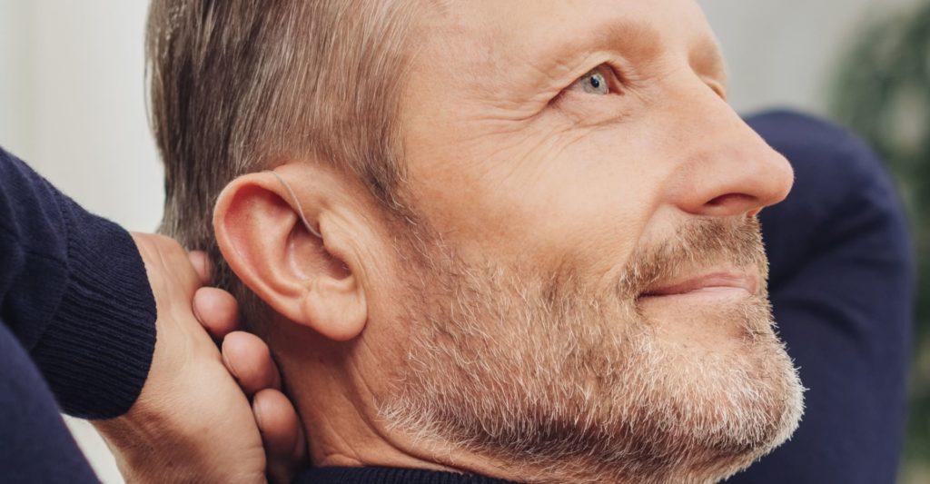Hinter-dem-Ohr Hörsysteme