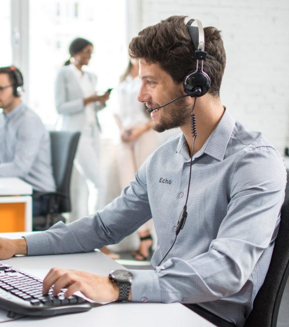 Echo Kundenservice